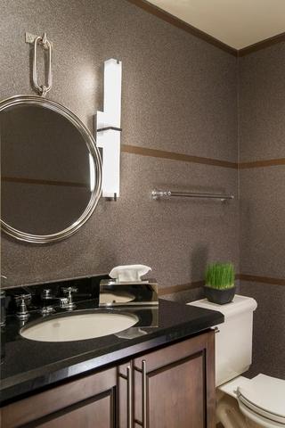 现代风格装饰套图赏析洗手间