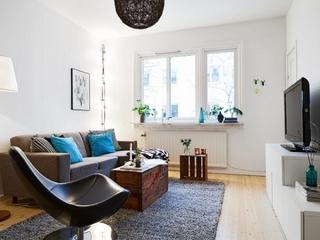 43平宜家单身公寓欣赏