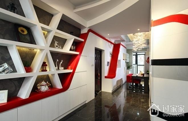 极致个性现代住宅欣赏摆件设计