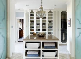美式奢华质感三居室欣赏厨房