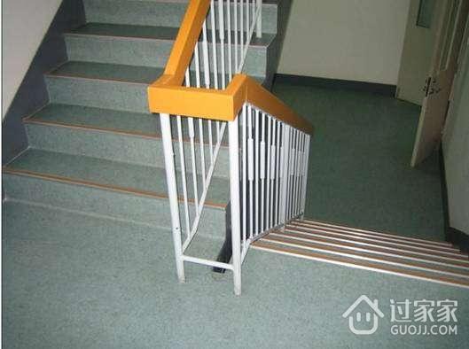 瓷砖 木质楼梯踏步的铺贴方法