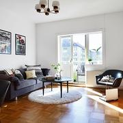 现代家居流行元素欣赏客厅