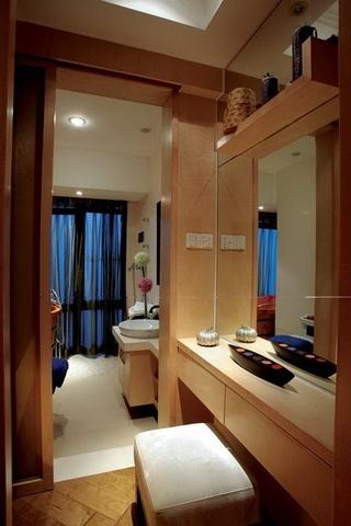 东南亚温馨住宅欣赏洗手间