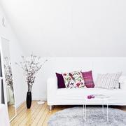 30平米阁楼小户型欣赏客厅