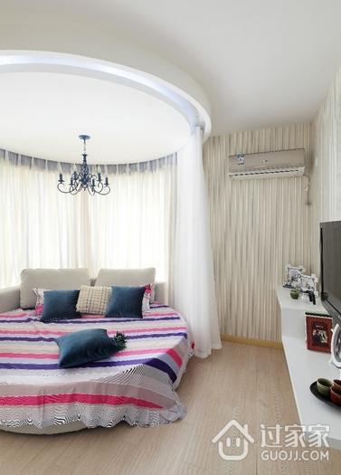 白色地中海两居室欣赏