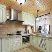 80后简约两居室欣赏厨房