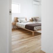 144平日式风格别墅欣赏卧室设计