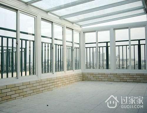 铝合金阳光房怎么制作 铝合金阳光房型材的特点
