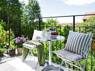 简洁舒适之美欣赏阳台