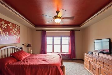 混搭风格效果图大全赏析卧室陈设设计
