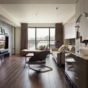 客厅吊顶装修效果图 时装现代家居