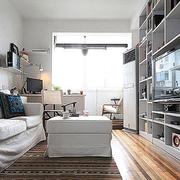 50平简约装饰一居室欣赏