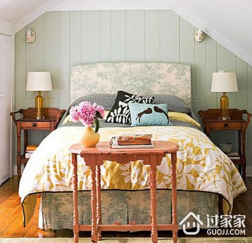 8款卧室田园风格设计案例赏析