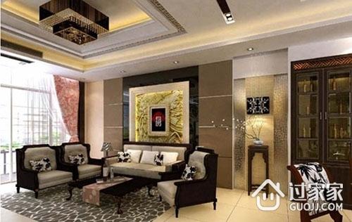 如何设计层高较低的客厅吊顶?