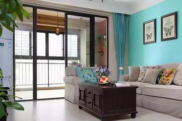 客厅与阳台之间要不要装个推拉门 推拉门多少尺寸最适合
