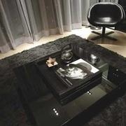 现代高标准住宅欣赏客厅