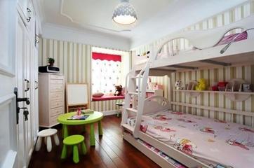 混搭三室两厅效果欣赏儿童房