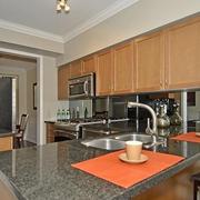 现代住宅设计套图厨房水槽