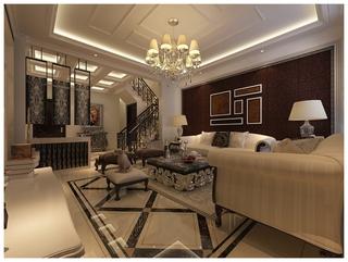 新古典复式住宅欣赏