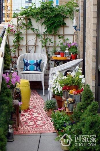 如何打造适合自家的阳台花园