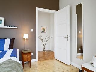 68平北欧风格住宅欣赏卧室局部