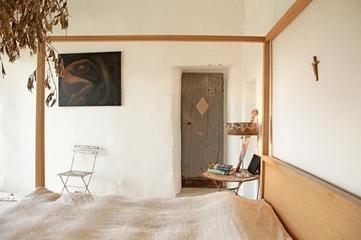 温馨混搭原始住宅欣赏卧室局部