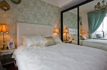 典雅法式装饰住宅欣赏卧室设计
