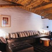 158平简约温馨别墅欣赏客厅设计