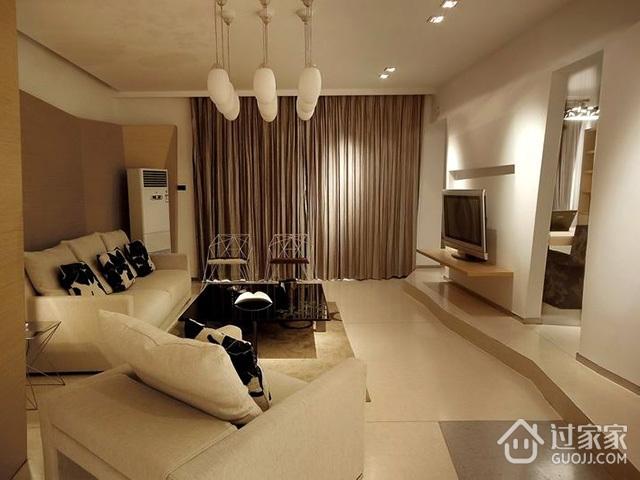 66平温馨一居室欣赏