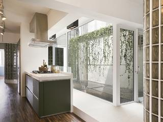宜家效果图设计住宅套图厨房