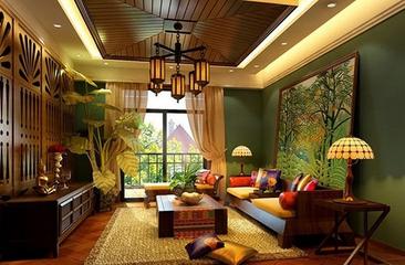 东南亚风格设计要点 东南亚风格搭配重点
