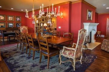 美式别墅装饰欣赏餐厅