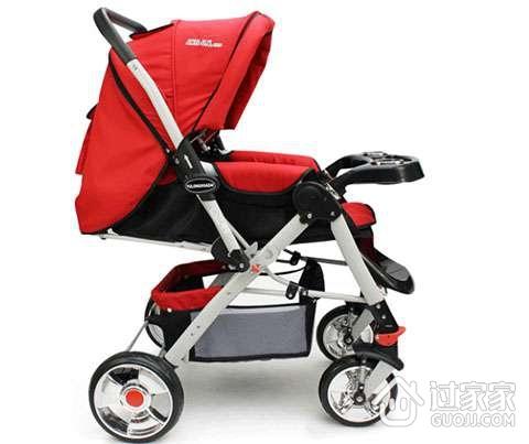 婴儿车怎么折叠 婴儿车简介及折叠方法介绍