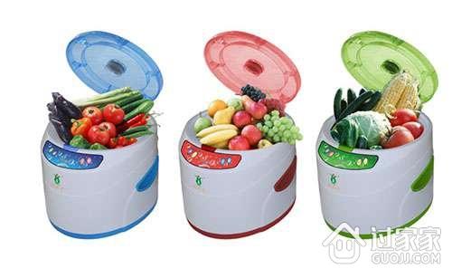 洗菜机的使用及保养方法