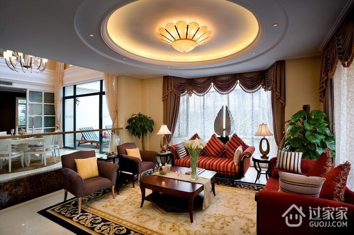 东南亚风住宅欣赏
