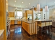 复式现代住宅设计套图厨房走道