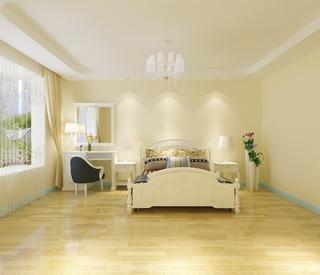 情迷地中海三居室欣赏卧室灯饰