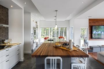 宜家装饰设计别墅赏析厨房