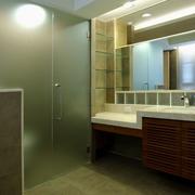 现代样板房套图卫浴设计图