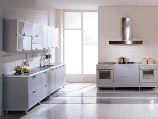 简约家装两居室设计欣赏厨房