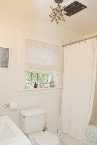 波西米亚单身一居室欣赏卫生间