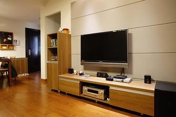 石膏电视背景墙装修及注意事项
