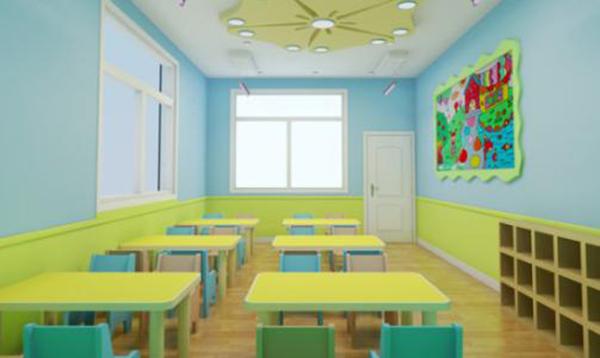 防患于未然!幼儿园室内设计应该注意的5大装修事项