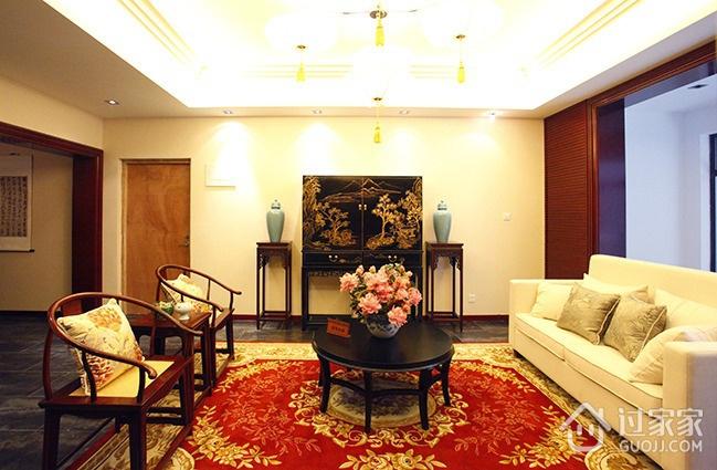 雅致新中式住宅案例欣赏
