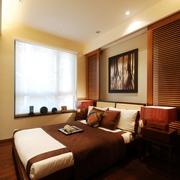 中式套图卧室床品