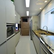现代复式厨房