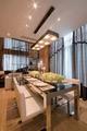 新古典港式风格餐厅吊顶