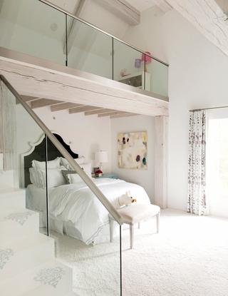 欧式奢华装饰效果图赏析卧室陈设