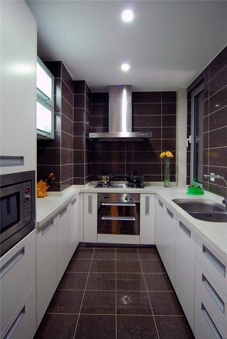 东南亚风格案例欣赏厨房陈设