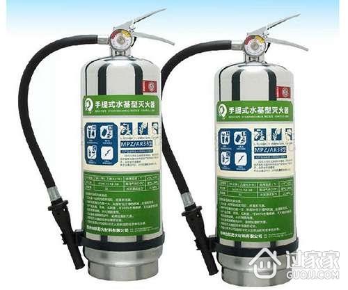 什么是清水灭火器 清水灭火器的使用方法